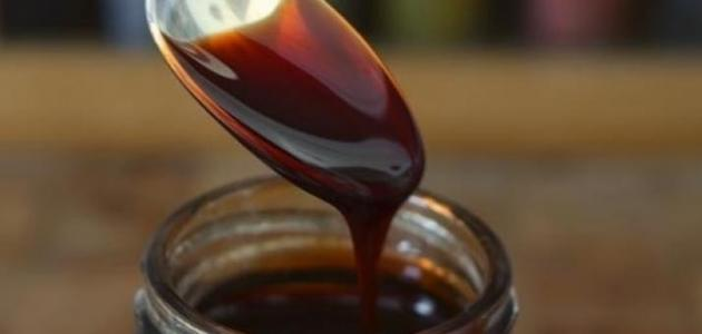 Method of working original date molasses