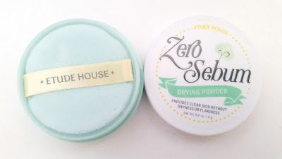 Zero Sebum powder