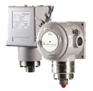 Pressure Switch S22 Series Delta Mobrey