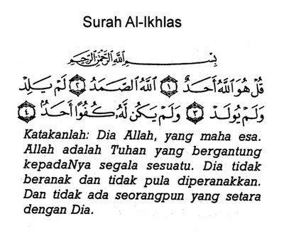 Ayat-Ayat Pelindung Diri Dari Al Quran