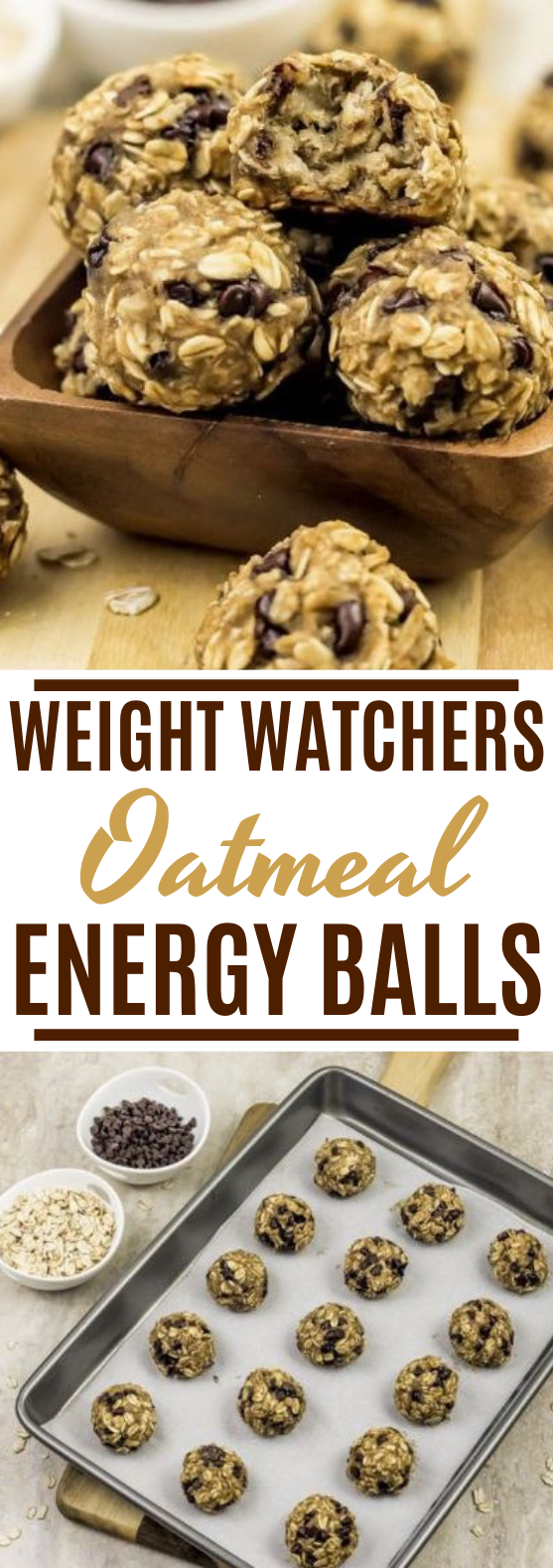 Weight Watchers Energy Balls #healthy #snacks #peanutbutter #keto #breakfast