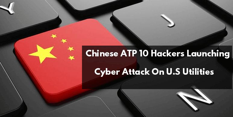 LookBack Malware - Chinese State-Sponsored ATP 10 Hacker Group