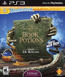 Wonderbook Book of Potions PS3 Torrent