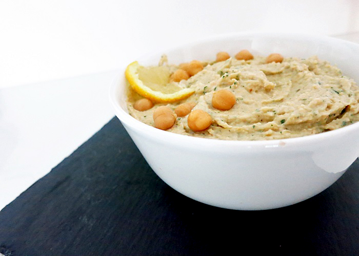 Artischocken-Hummus