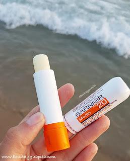 garnier protección solar labios