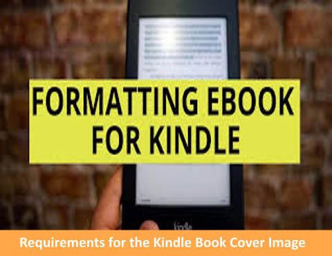 Kindle Formatting- Requirements For The Kindle Book Cover Image