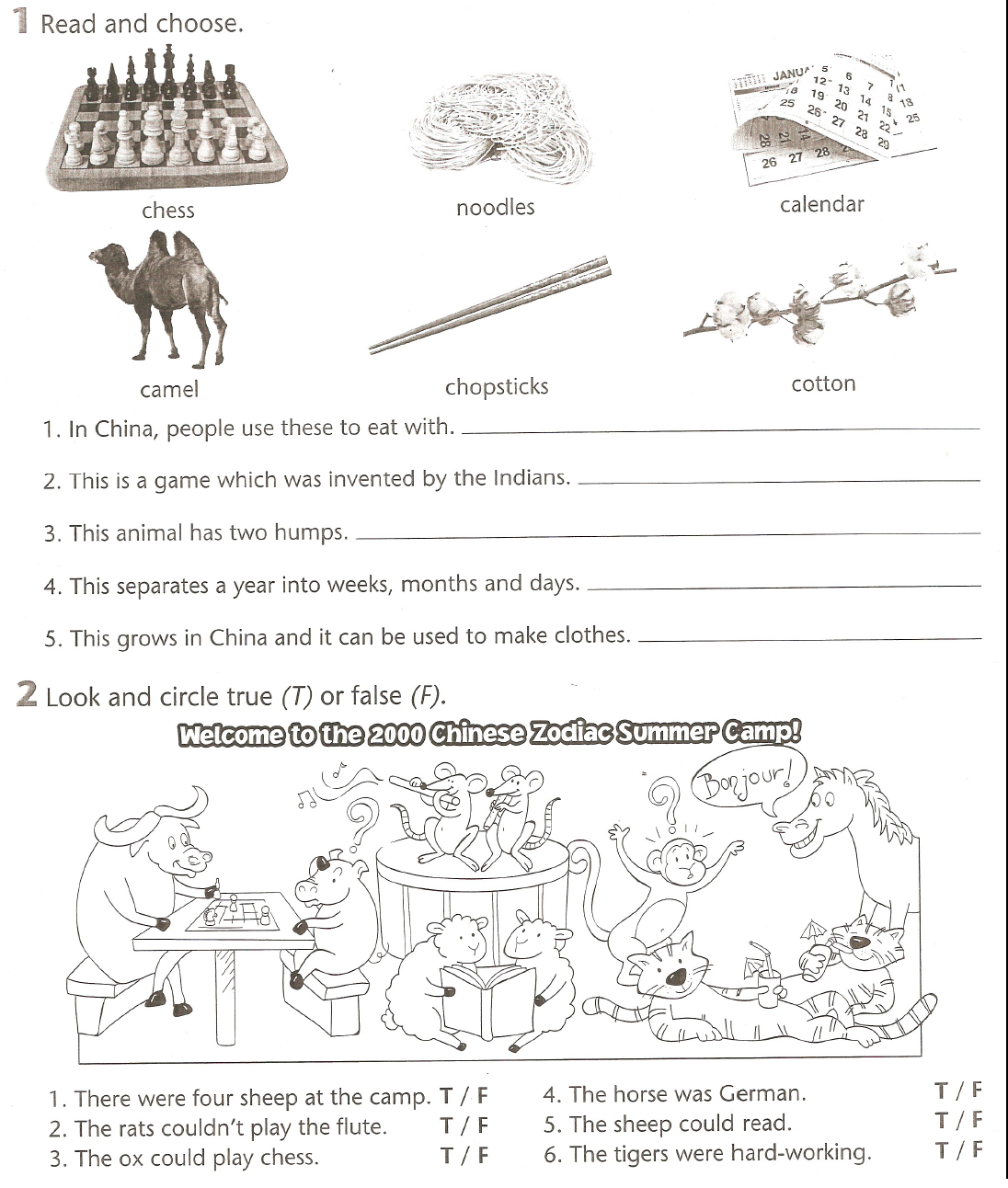english worksheets to prepare exam on 29th