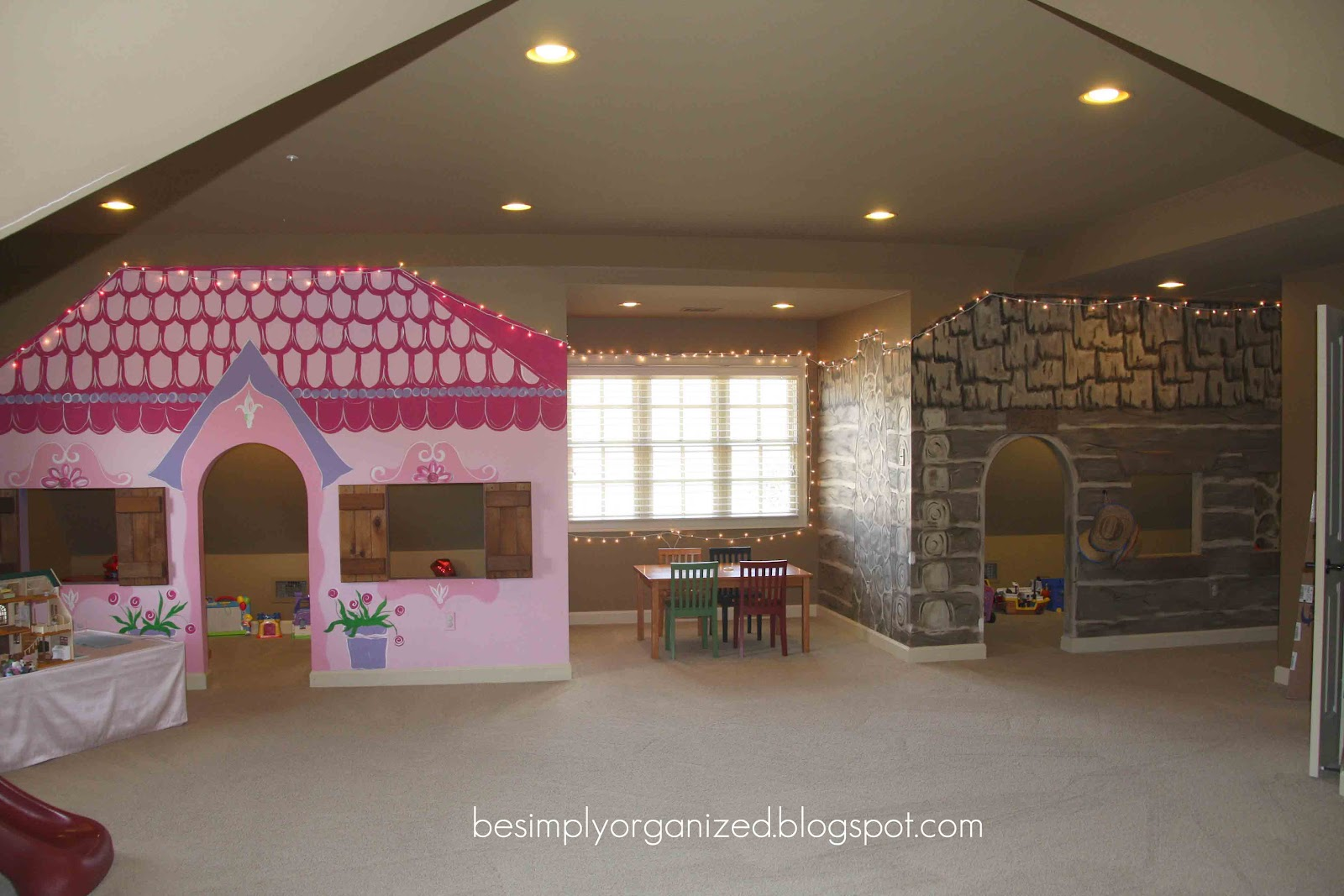 Playroom: Playroom & Toy Organization
