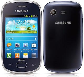 Harga dan Spesifikasi HP Samsung S5282 Galaxy Star