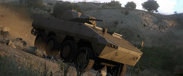 ARMA 3 Beta Goes Live On Steam