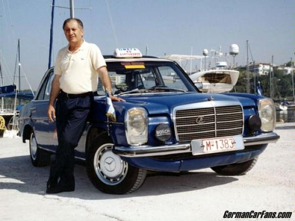 Car guy's paradise: The highest millage Mercedes Benz with
