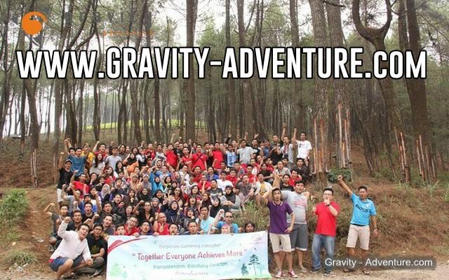 rafting gravity adventure bandung