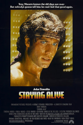 Staying Alive [1983] [DVD R1] [Latino]
