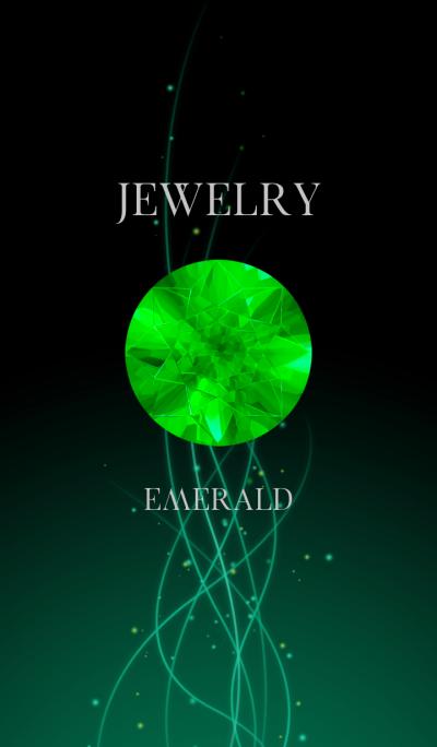 Jewelry -Emerald-