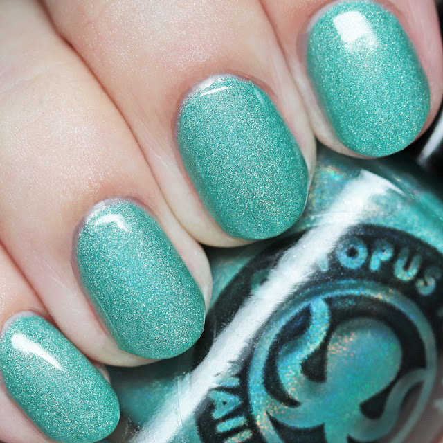 Octopus Party Nail Lacquer Clap Hands