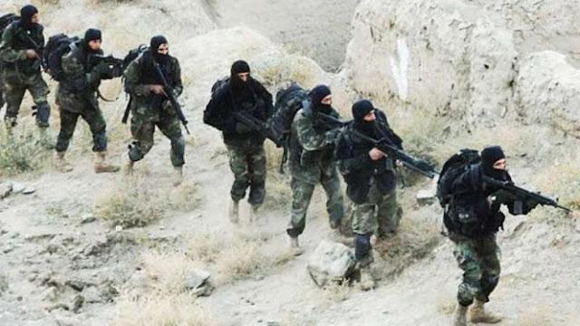 400 Prajurit Pasukan Khusus Afghanistan Ketakutan Dibunuh Taliban