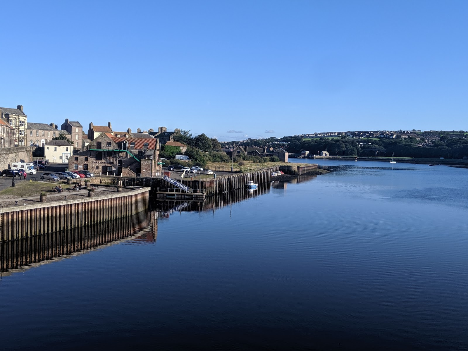 Things to do in Berwick - berwick harbour