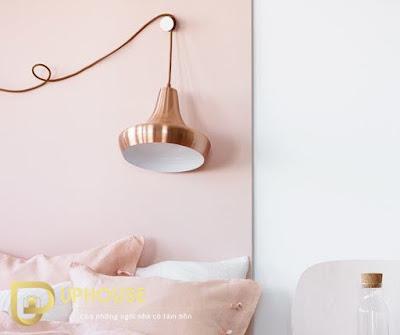 Phòng ngủ màu vàng kem 14