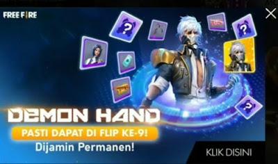Jumpa lagi bersama kami di pembahasan game Free Fire Demon Hand FF Free Fire: Cara Mendapatkan Bundle Griffin Permanen