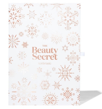 The Beauty Secret beauty Advent calendar 2016 calendrier de l'avent Adventskalender
