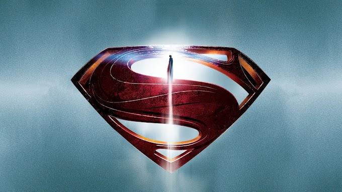 Papel de Parede Super Homem