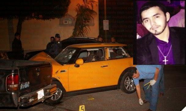 """Un 24 de diciembre, Asi fue la ejecución de Antonio Avendaño alias, """"Chiquillo Ántrax"""" o """"Chiquillo Mafias"""""""