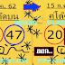 มาแล้ว...เลขเด็ดงวดนี้ 2ตัวตรงๆ หวยทำมือ แม่นมากคู่โต๊ดบน งวดวันที่15/7/62