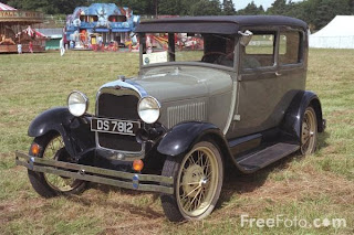 Image: 1928 built - Ford Salon - DS7812 (c) FreeFoto.com. Photographer: Ian Britton
