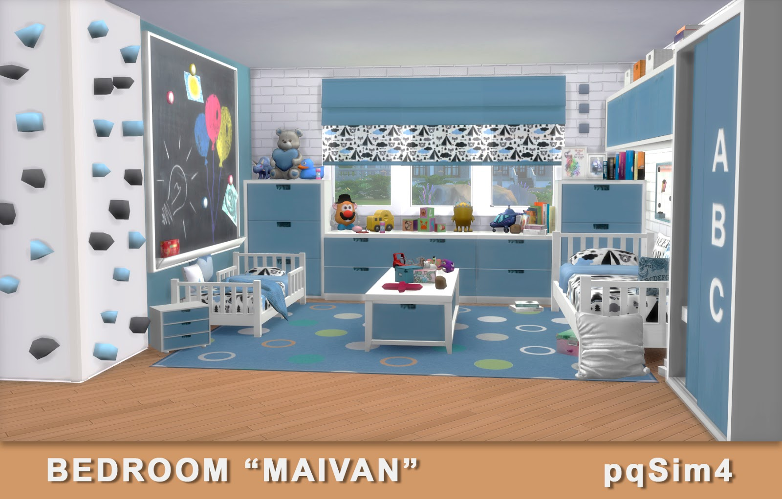 Muebles Sims 4 Dormitorio Quotmaivan Quot Sims 4 Custom Content