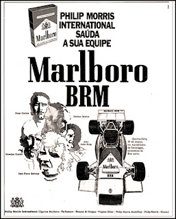 Anúncio cigarros Malboro, Philip Morris, 1972; brazilian advertising cars in the 70s; os anos 70; história da década de 70; Brazil in the 70s; propaganda carros anos 70; Oswaldo Hernandez;