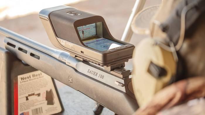 Sensight SSR400: новітній оптичний приціл з тачскрином та балістичним калькулятором