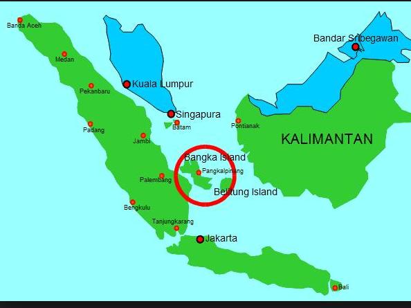 Wisata ke Pangkal Pinang.