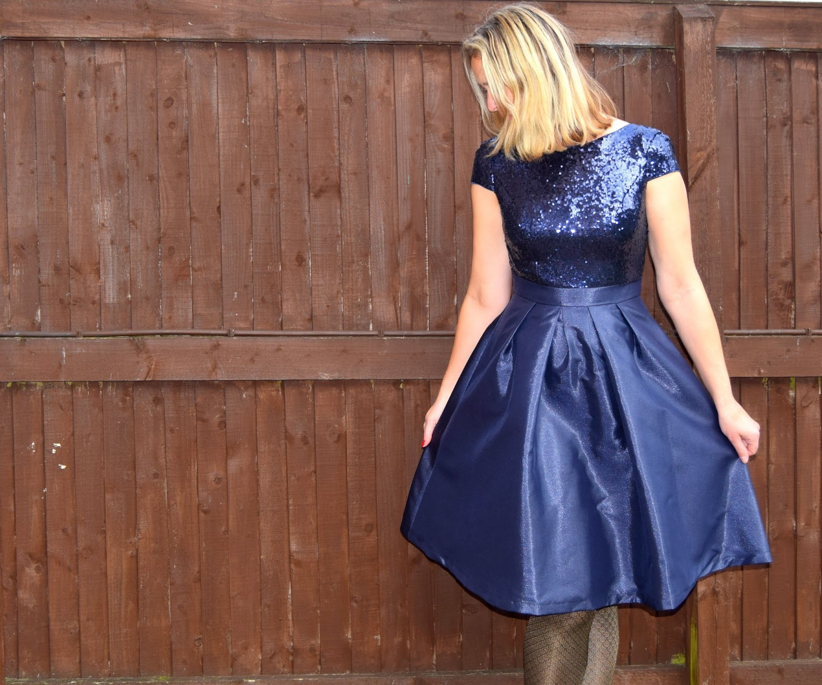Sparkly Dresses For The Party Season