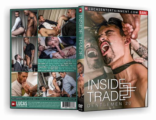 DVD – Gentlemen 20- Inside Trade XXX 2018 – ISO