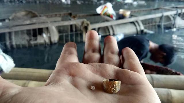 Geger Harta Karun Sriwijaya, Warga Temukan Cincin-Uang Emas