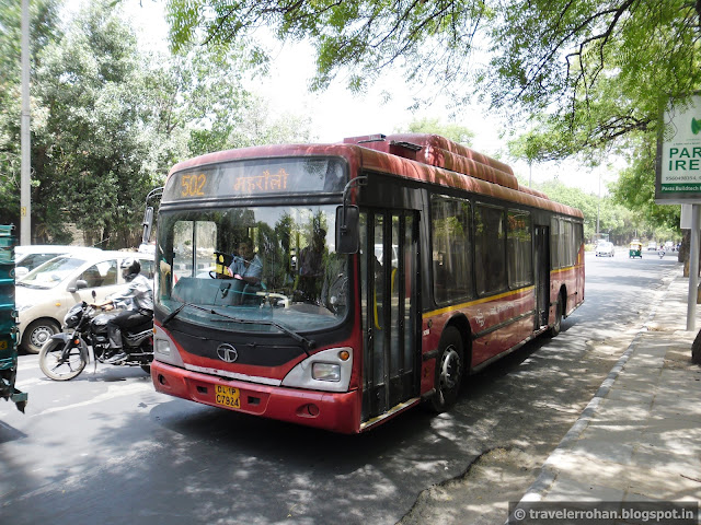 Travel Time From Monument To Dtc