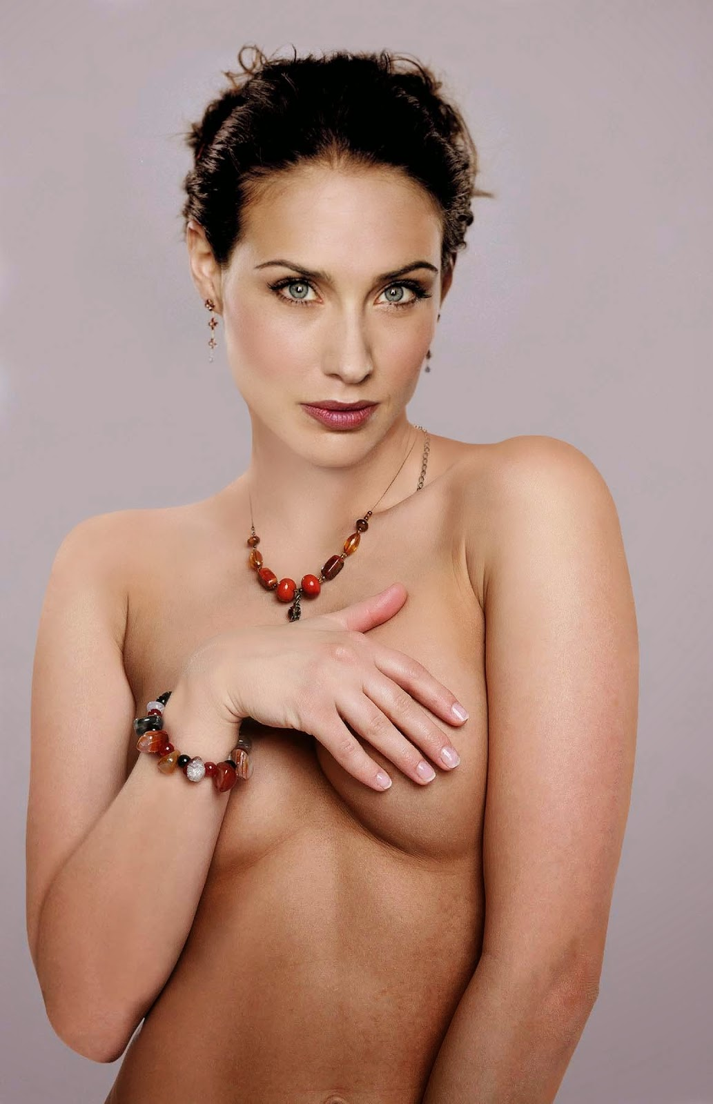 Think, that Claire forlani shower nude