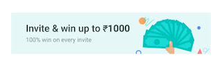 , Mi Pay Offer  |  Get Rs.10 On Register (Up to Rs.1000 via Scratch Card) and Also Via Refer