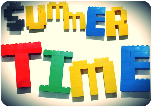 Lego's summer time...