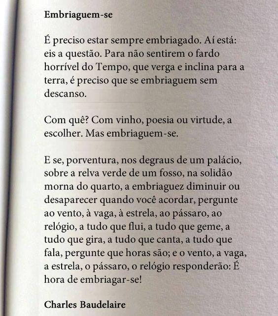 Poema de Baudelaire