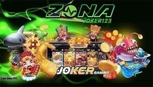 Permainan Mesin Slot Joker123 Gaming Terlengkap