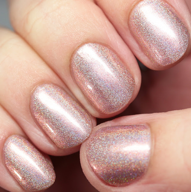 Grace-full Nail Polish 4 A.M. Latte