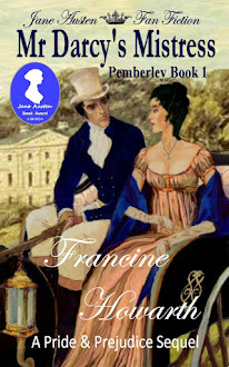 Jane Austen Award - Pemberley book 1