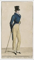 Nankeen trousers, 1818