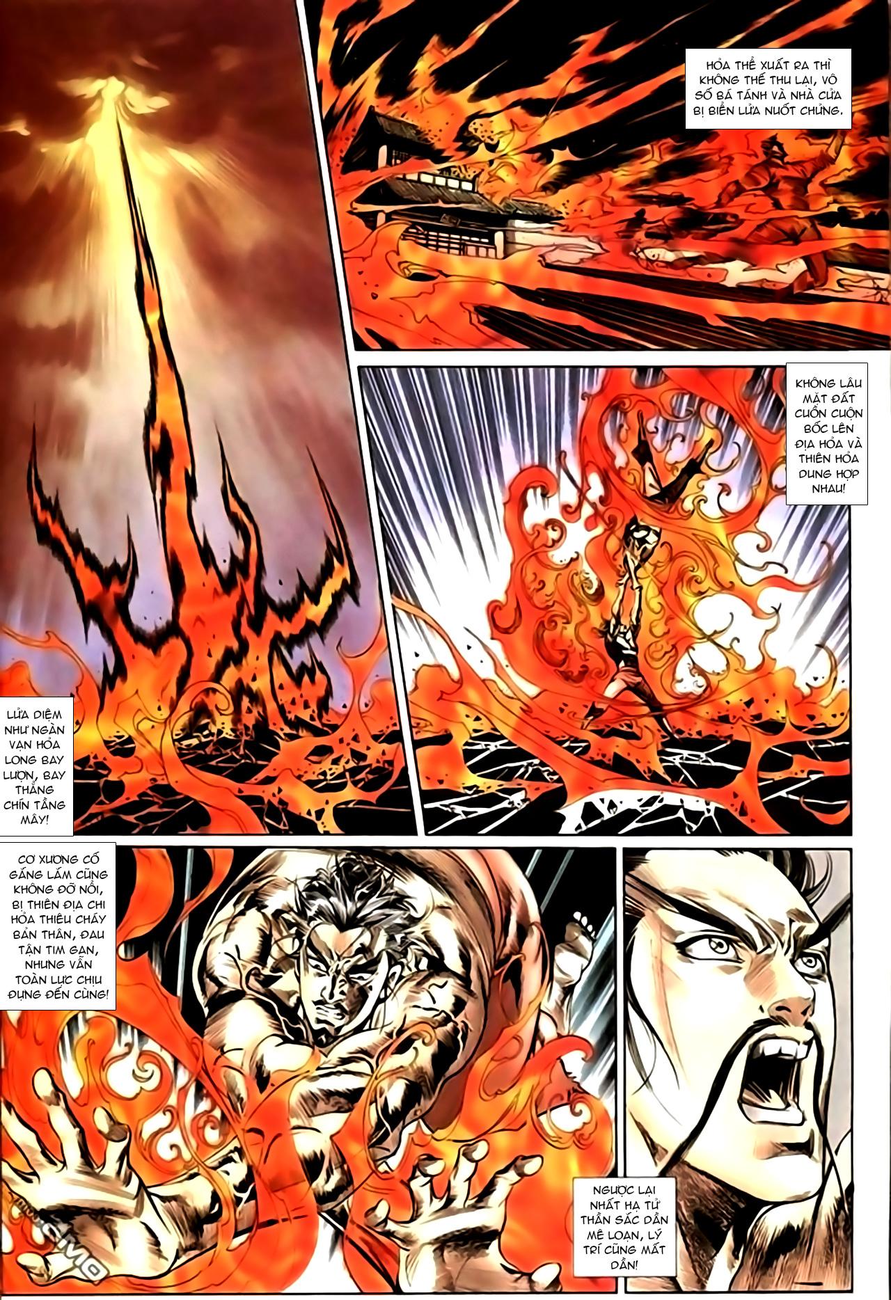 Cơ Phát Khai Chu Bản chapter 152 trang 14