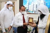 Kepala Atase Agama Kedutaan Besar Arab Saudi Temui Edy Rahmayadi