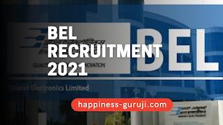 Bharat Electronics Ltd ( BEL ) Recruitment 2021 - Apply for ITI Trade Apprentice Vacancy