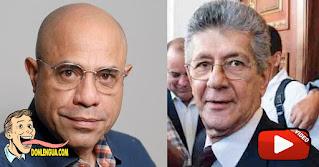 Vladimir Villegas ratifica que Ramos Allup será presidente de la AN en el 2021