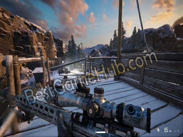 Sniper Ghost Warrior Contracts Torrent Game Free Download