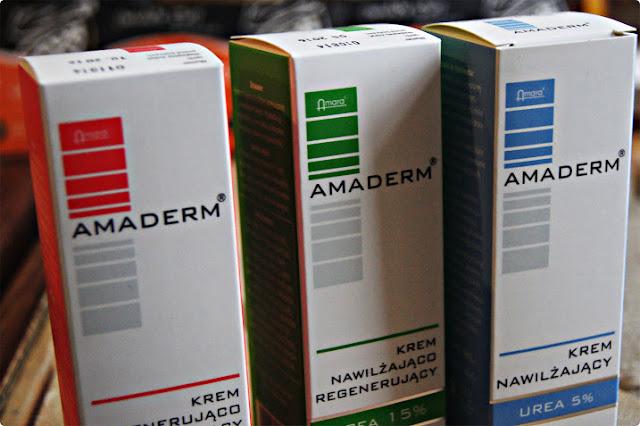 amaderm produkty z mocznikiem